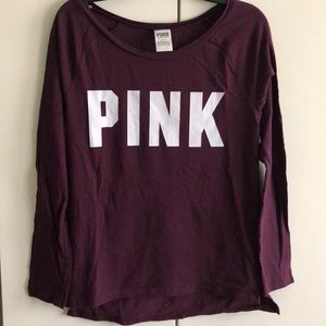 PINK by Victoria Secret Long Sleeve Top Women's